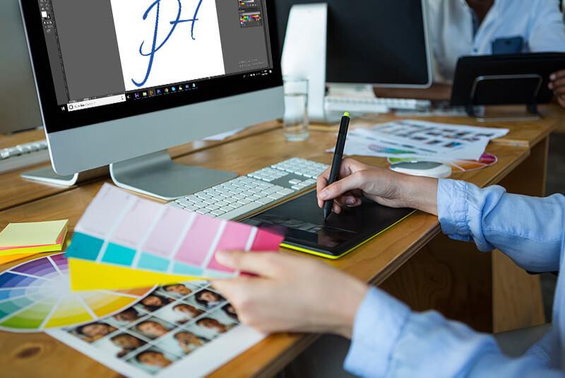 Adobe Spark: tu creador de logo profesional